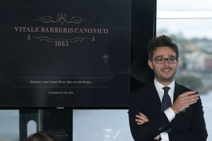 Vitale Barberis Canonico Wool Excellence Award