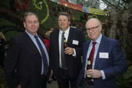 2018 VBC awards - Stewart Raine, Garry Meek, David Boadle